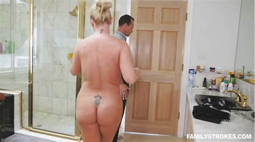 #Hot #Blonde #Blair #Williams #Fucked #In #The #Shower