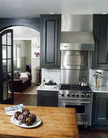 grey kitchen cabinets with black countertops painted kitchen cabinets gray ralph surrey 8359
