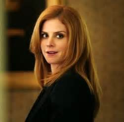 Sarah Rafferty The Secretary From Suits ...