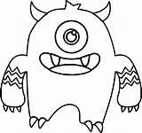 Alien Monster Drawing Head Coloring Cute Face Pages Cartoon Getdrawings Printable Sheets Predator Clipartmag sketch template