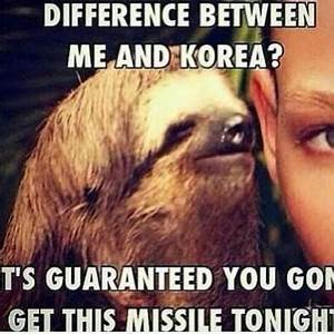 10 Funny Sloth Memes!   theRACKUP   www.therackup.com