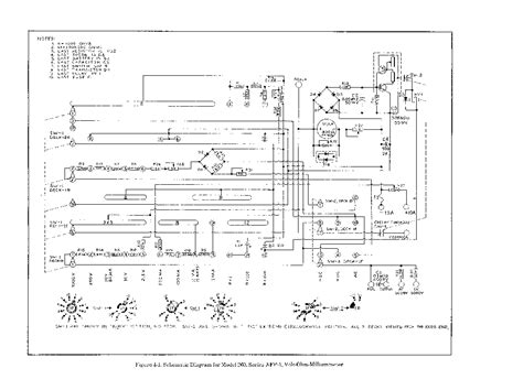 260 afp 1 analog multimeter sch service manual schematics eeprom repair info