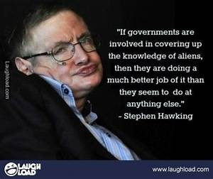 Government Cons... Alien Philosophy Quotes