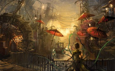 steampunk wallpapers wallpaper cave