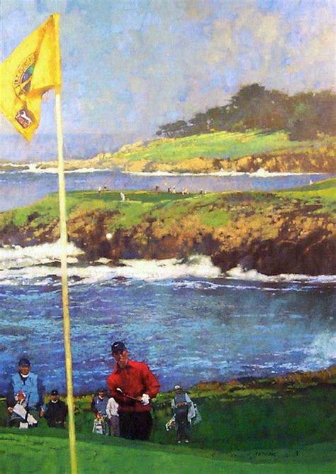 AT&T National Pro Am (Tiger Woods) at Pebble Beach ...