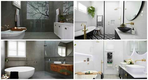 block bathroom reveals      circles
