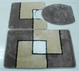 china bathroom rug set 152457 china bathroom rug set