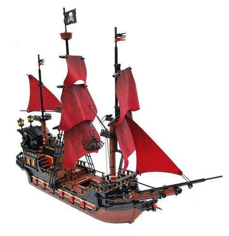 Lego Boat Pirate by Lego Pirate Ship Moc Lots Of Pics On Page Legos