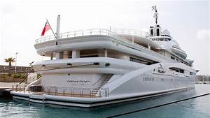 MARYAH 125 meter Super Yacht by H2Super Yachts by