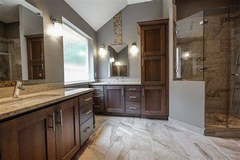 average cost  master bathroom remodel houzz