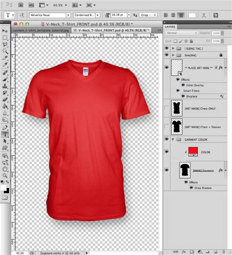 t shirt design photoshop template marle colored t shirt design template in 6 steps photoshop tutorial