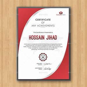 Best Modern Editable Certificates Template 2016 Designs Hub