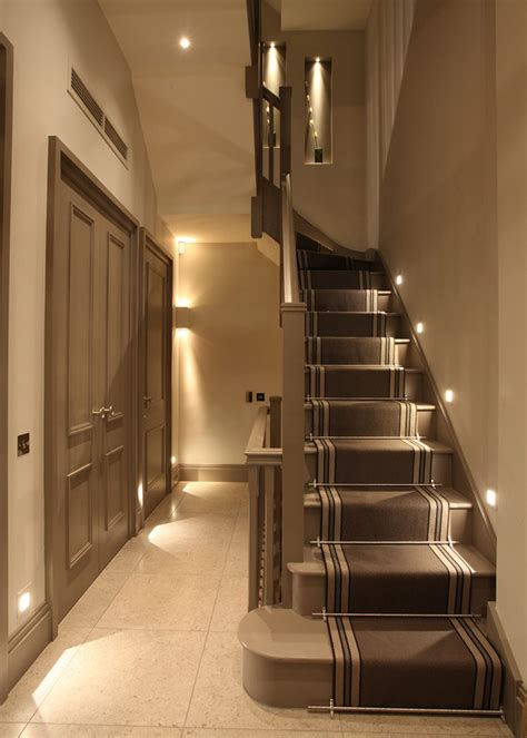 living room design ideas for small spaces staircase lighting ideas tips and products cullen