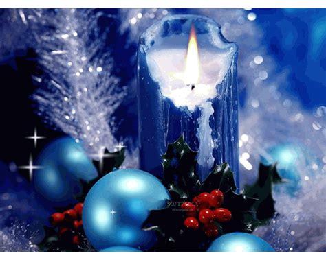 free christmas lights screensaver download