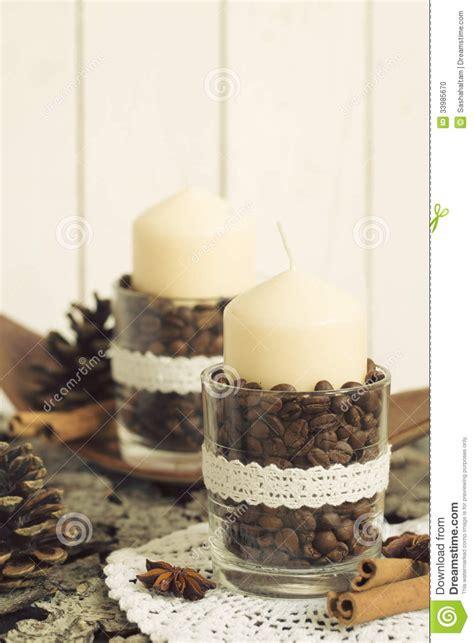 ideas  christmas decoration stock photo image