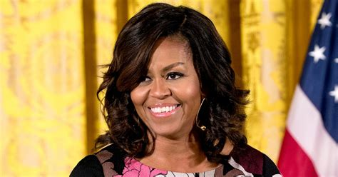 Michelle Obama Debuts New Hairstyle