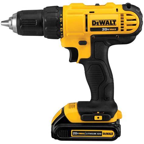 dewalt  volt max lithium ion cordless drill driver combo