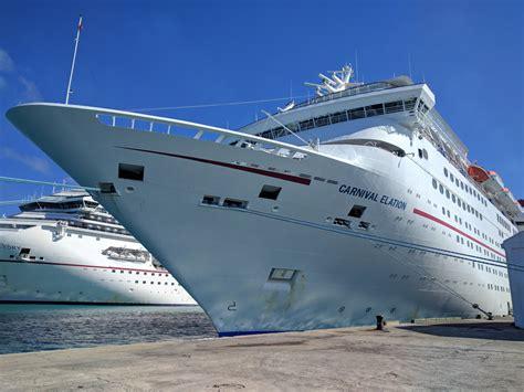 search  man missing  carnival elation cruise ship