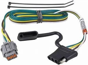 Replacement Oem Tow Package Wiring Harness With 4