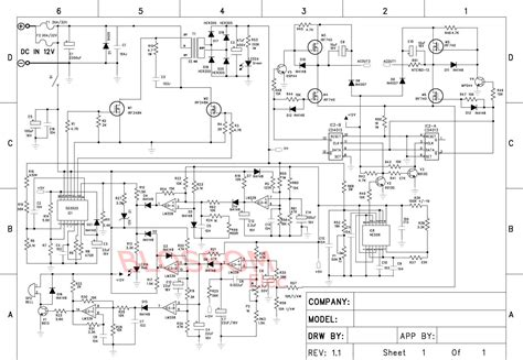 Circuit Diagram Of 600va Inverter by Solved Dc To Ac Inverter H Bridge