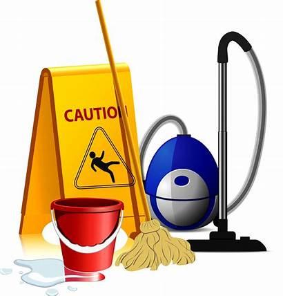 Cleaning Floor Clipart Clean Tools Housekeeping Tool
