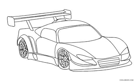 printable cars coloring pages  kids coolbkids
