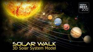 Solar System Project 3D Model - Pics about space