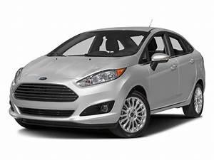 2016 Ford Fiesta Sedan 4d Titanium I4 Prices  Values