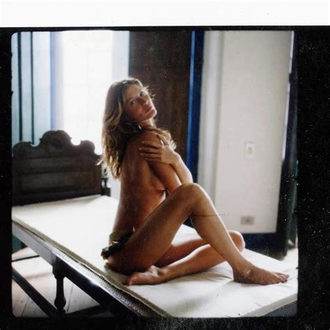 Gisele Bundchen Nude Photos Collection Scandal Planet