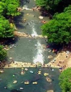 San Marcos Texas River Tubing