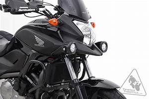 Denali Auxiliary Light Mounting Bracket For Honda Nc700x