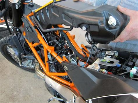 How To Remove Air Box On 2014