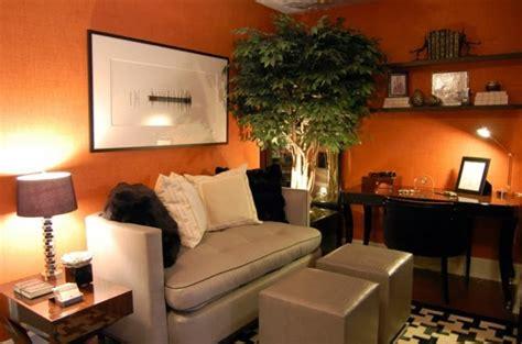 orange living room design ideas  color cobinations