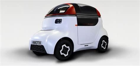 MOTIV: Gordon Murray Design reveals all-electric ...