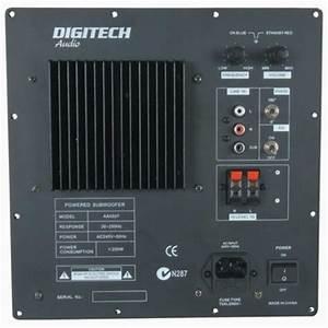 150wrms Sub Amplifier Module