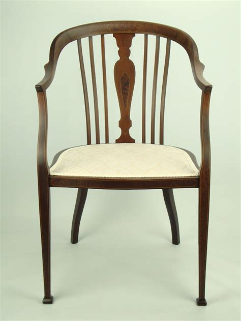 vintage tub chairs antique edwardian tub chair 234471 sellingantiques co uk 3262