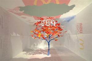 Paper bag trees by yuken teruya colossal for Paper bag trees by yuken teruya