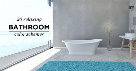 Kitchen Colour Scheme Ideas - 20 relaxing bathroom color schemes shutterfly