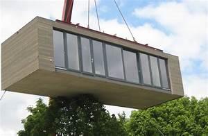 Containerhaus In Deutschland : bauer holzbausysteme home ~ Michelbontemps.com Haus und Dekorationen