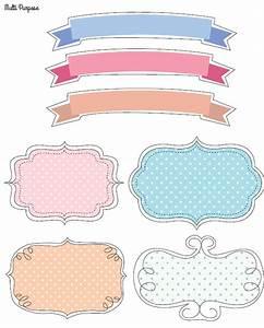 tags e frames printables para baixar gratis pantry With design and print stickers online