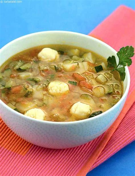 potato zucchini  tomato soup soups  salads recipe