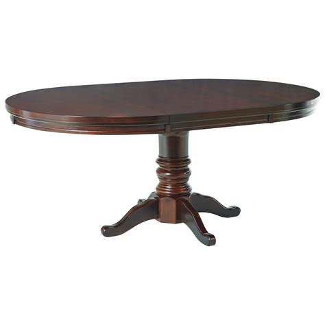 ashley furniture round table ashley furniture porter round dining room pedestal table