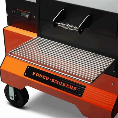 Shelf Yoder Ys640 Grill Smokers Stainless Sleeve
