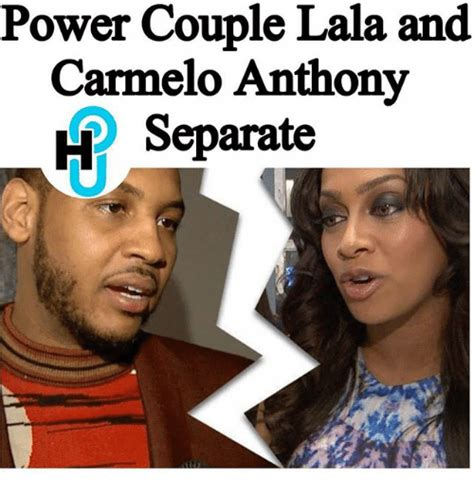 Carmelo Anthony Meme Power Lala And Carmelo Anthony H Separate Carmelo