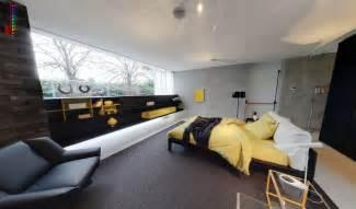 Gray And Yellow Bathroom Decor Ideas by Grey Bedroom Ideas Terrys Fabrics S Blog