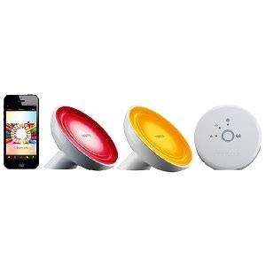 lichtsteuerung per smartphone magazin wohnlicht