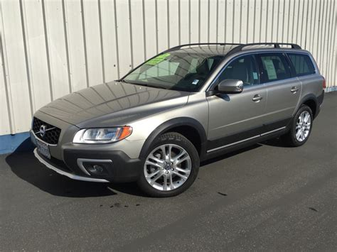 certified pre owned  volvo xc  drive  premier suv