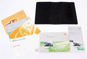 2001 Audi Allroad Owners Manual Book