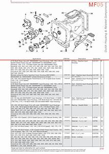 Massey Ferguson Transmission  U0026 Pto  Page 229