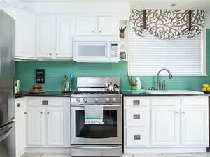 How to Cover an Old Tile Backsplash With Beadboard HGTV
